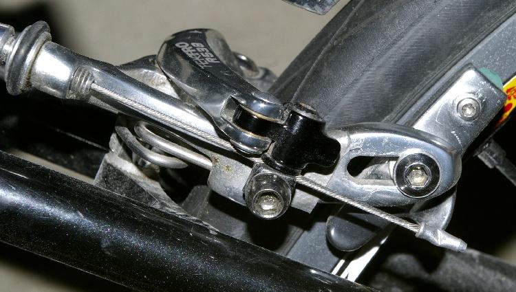 Incompatibilité freins Sram rival, roues Miche cadre Kona Freint10