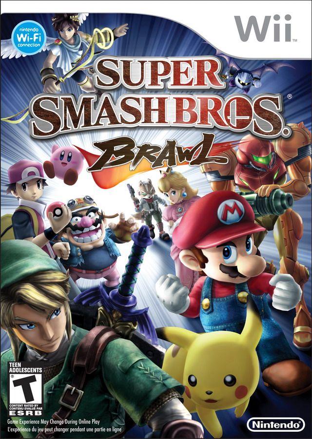[MU] Super Smash Bros. Brawl [Wii][NTSC] 20005210