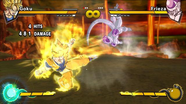 La demo de Dragon Ball Z Burst Limits en Xbox Live Dragon10
