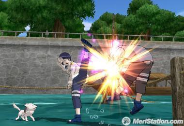 Naruto: Clash of Ninja Revolution 2 ( Nintendo wii ) Avance Img1pe10