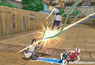 Naruto: Clash of Ninja Revolution 2 ( Nintendo wii ) Avance Img4pe10