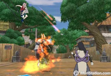 Naruto: Clash of Ninja Revolution 2 ( Nintendo wii ) Avance Img5pe10