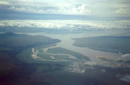 Le fleuve Congo Con18710