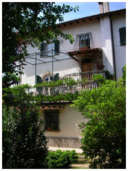 BED & BREAKFAST TOSCANA AREZZO - La casa del frate Estern11