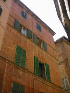 BED & BREAKFAST TOSCANA SIENA - Palazzo Masi Palazz11