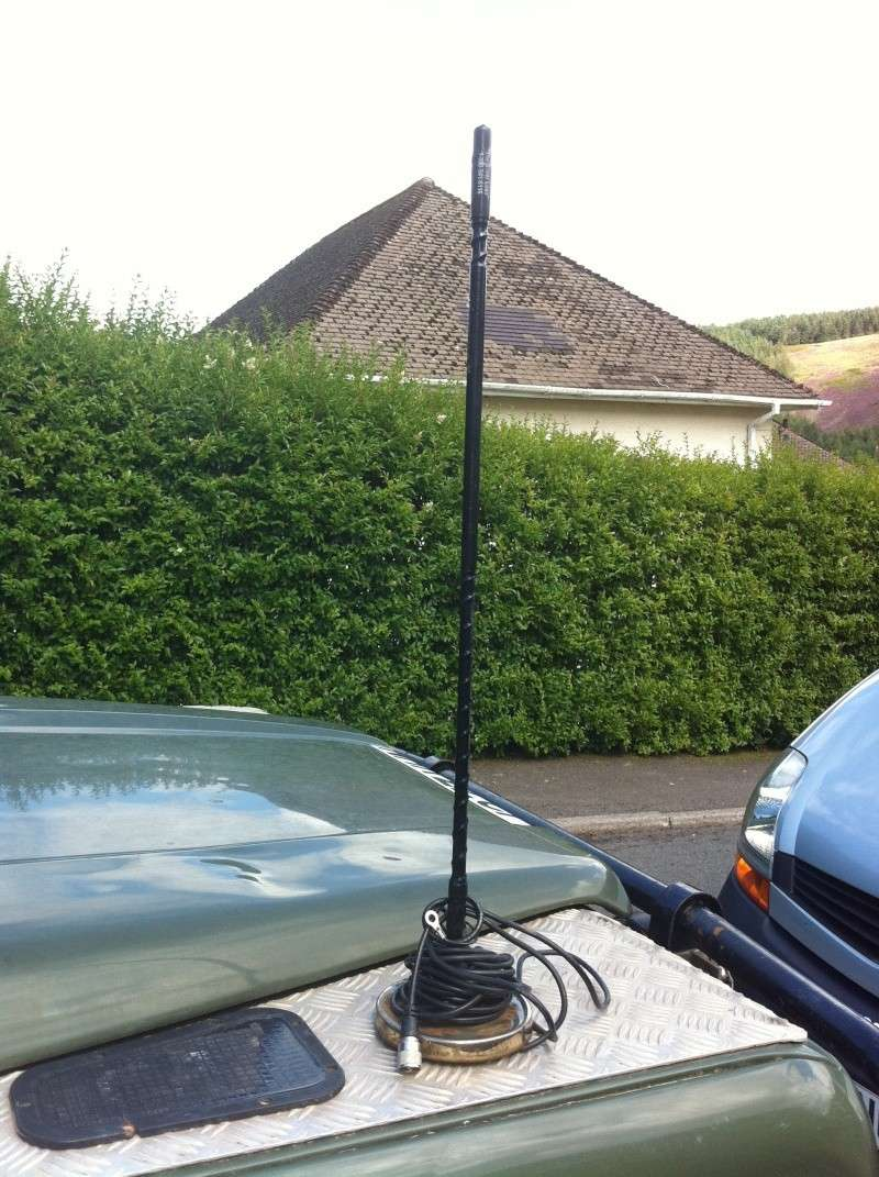 2cb radios and magmount antena 05310