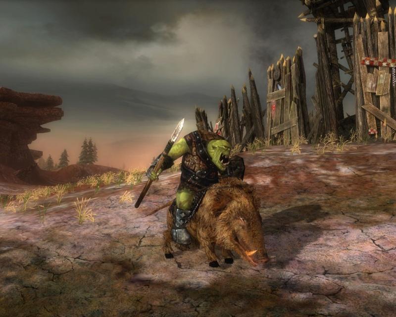 Pour tout ceux qui aiment les Orcs vert et moche!!! 2010