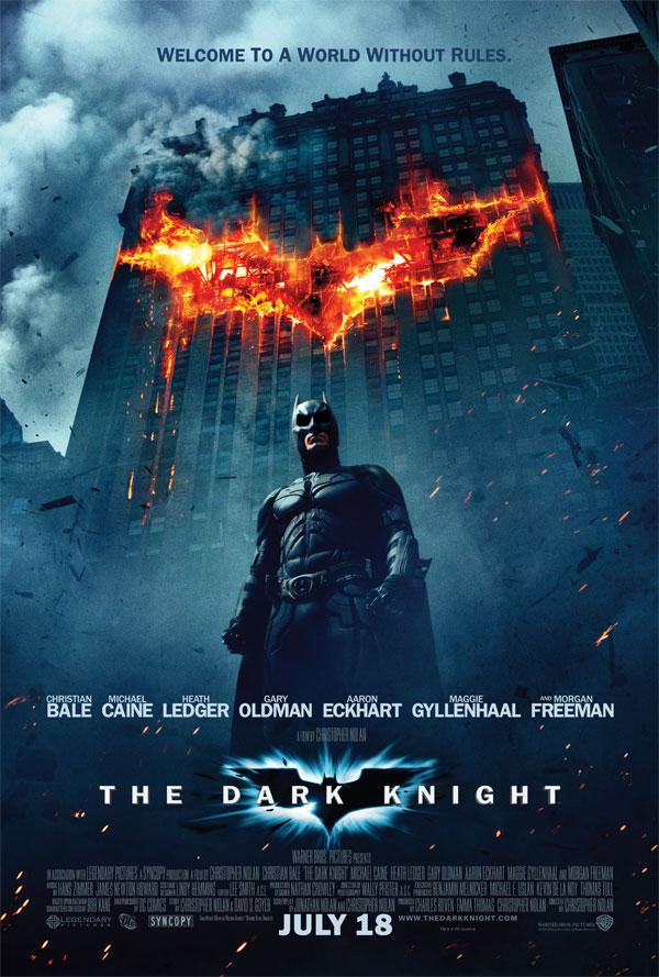 dark night affiche Thedar11
