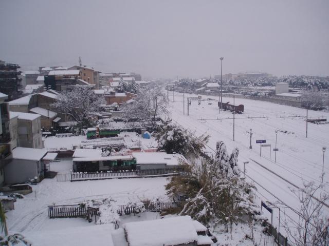 Nevicata Chieti Scalo 15-16 dicembre 2007 Neve_111