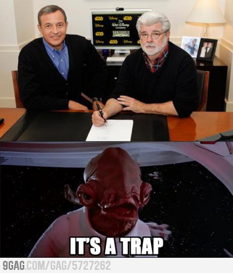 Disney rachète Star Wars 57272610