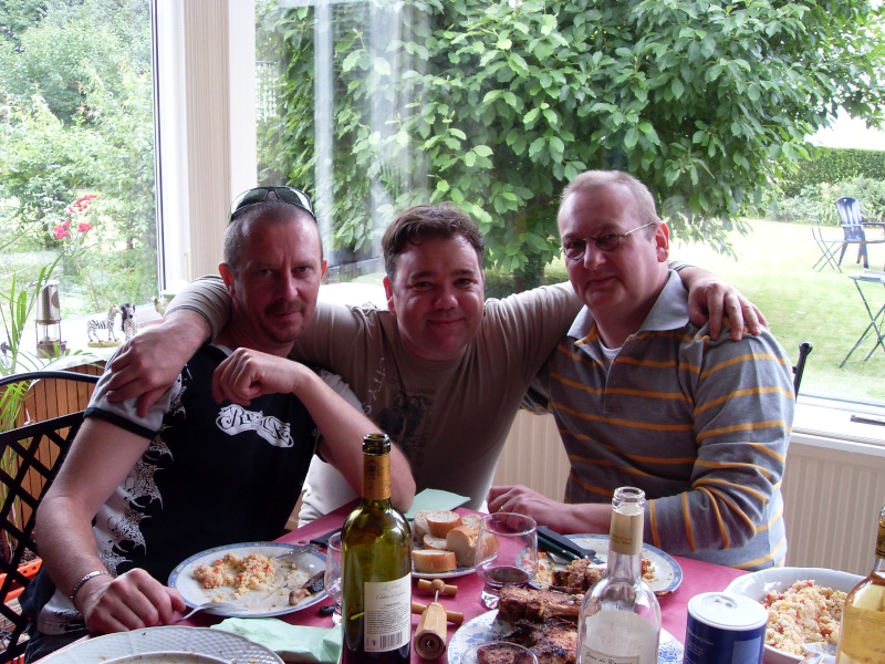 Retrouvailles de Joel, Willox et Bul le 20/07/08 Sdc10110