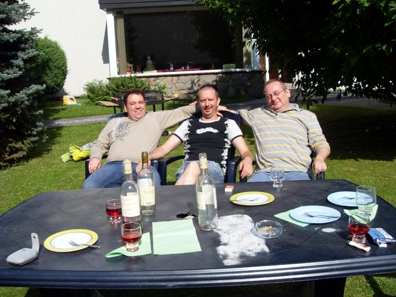 Retrouvailles de Joel, Willox et Bul le 20/07/08 Sdc10111