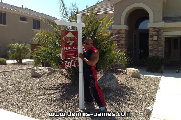 Dennis James et sa nouvelle maison Dennis10