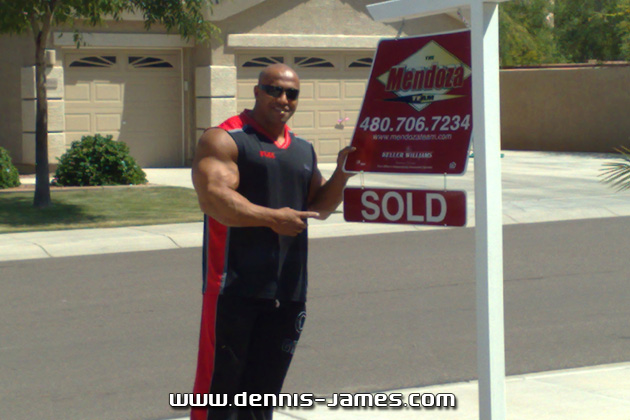 Dennis James et sa nouvelle maison Dennis11