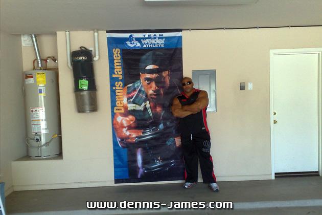 Dennis James et sa nouvelle maison Dennis13