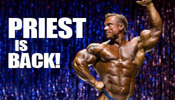 Lee Priest de retour à l'IFBB!!! Leepri10