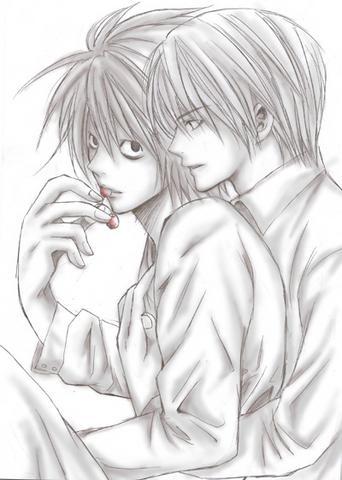 ~ Galeria Death Note][* 84007410