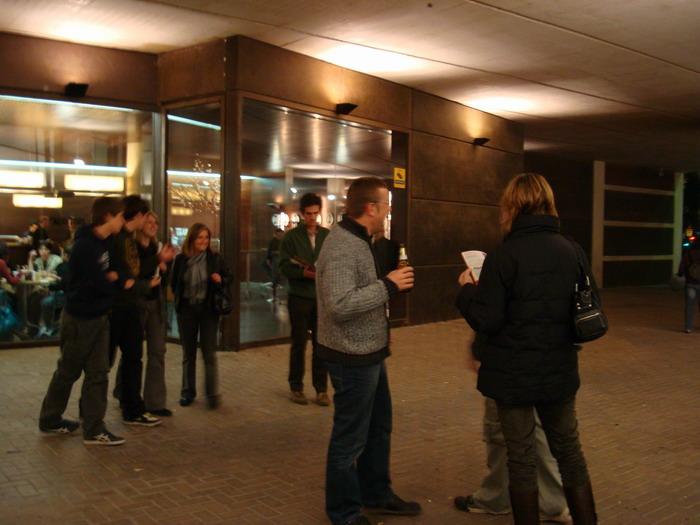 Divendres 04-04-2008 Gossos a l'Auditori Carles10