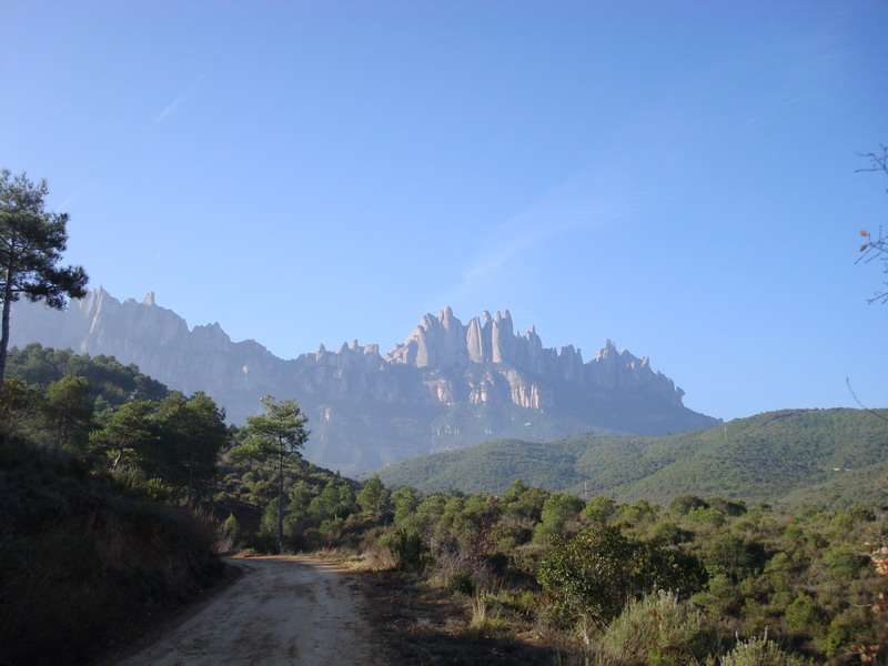 Diumenge02-03-2008- El Poal - Montserrat - El Poal Dsc01938