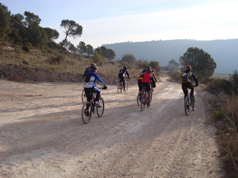 Dissabte 08-03-08 El Puig de la Balma Dsc02110