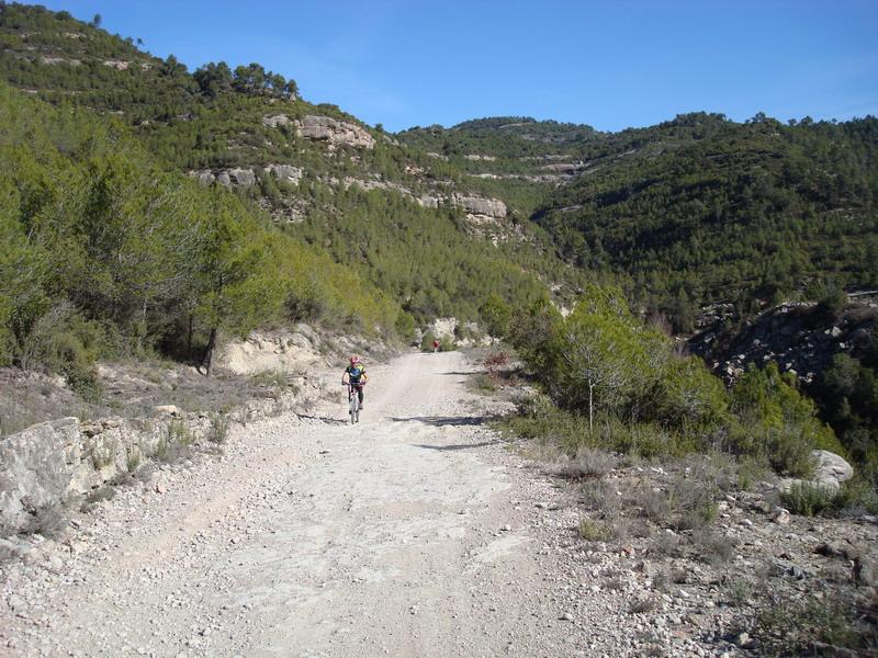 Dissabte 08-03-08 El Puig de la Balma Dsc02139
