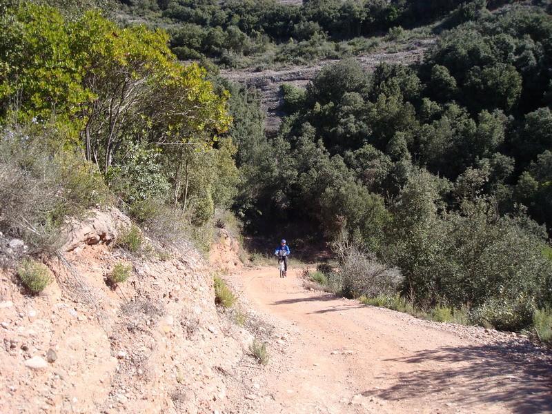 Dissabte 08-03-08 El Puig de la Balma Dsc02140