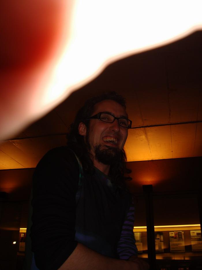 Divendres 04-04-2008 Gossos a l'Auditori Gossos10