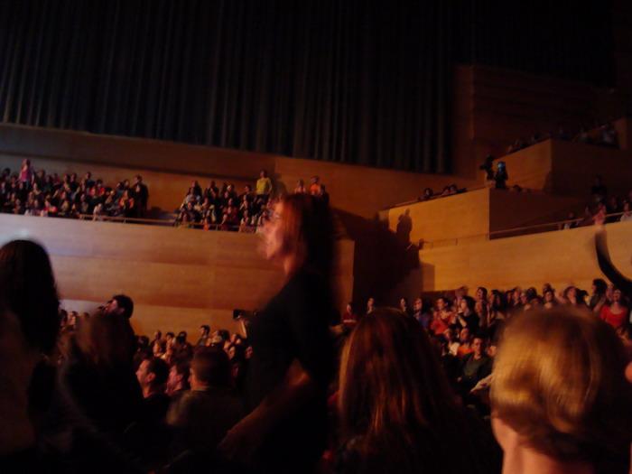 Divendres 04-04-2008 Gossos a l'Auditori Isa10