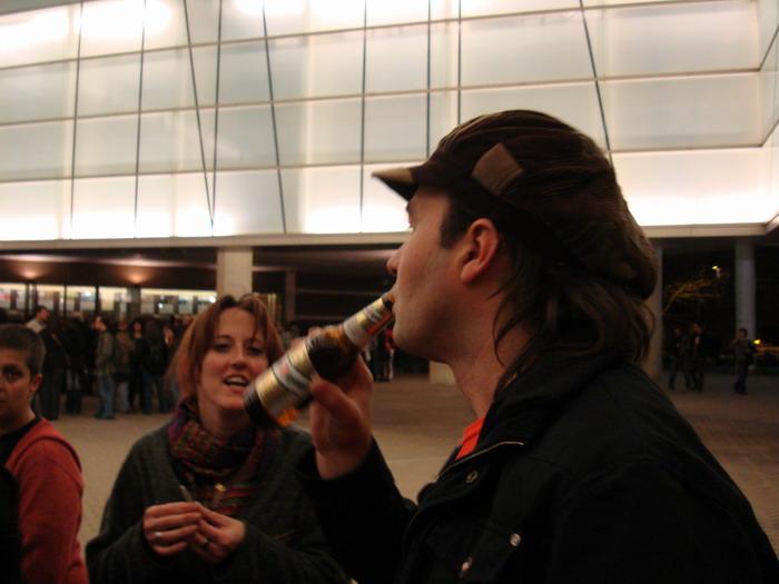 Divendres 04-04-2008 Gossos a l'Auditori Jordi10