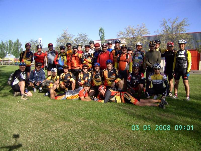 03-05-2008 Lleida-Tarragona 130 Qm de btt. Pict0610