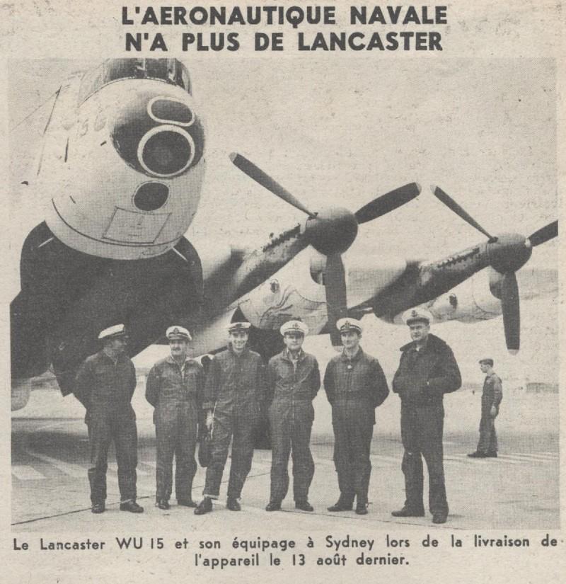[Les anciens avions de l'aéro] Les bons vieux Lanc de l'Aéronavale ! - Page 5 9s_col10