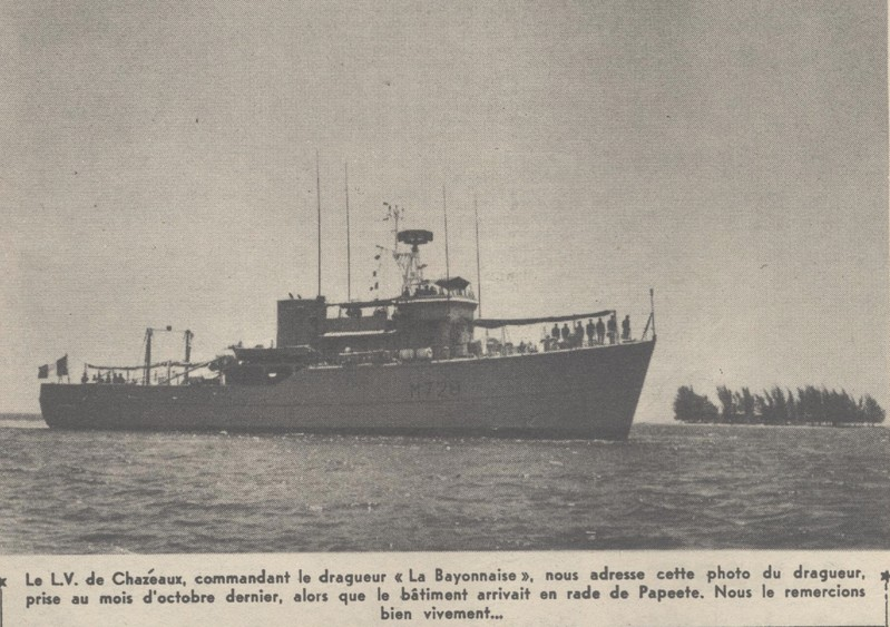 LA BAYONNAISE Bayonn12