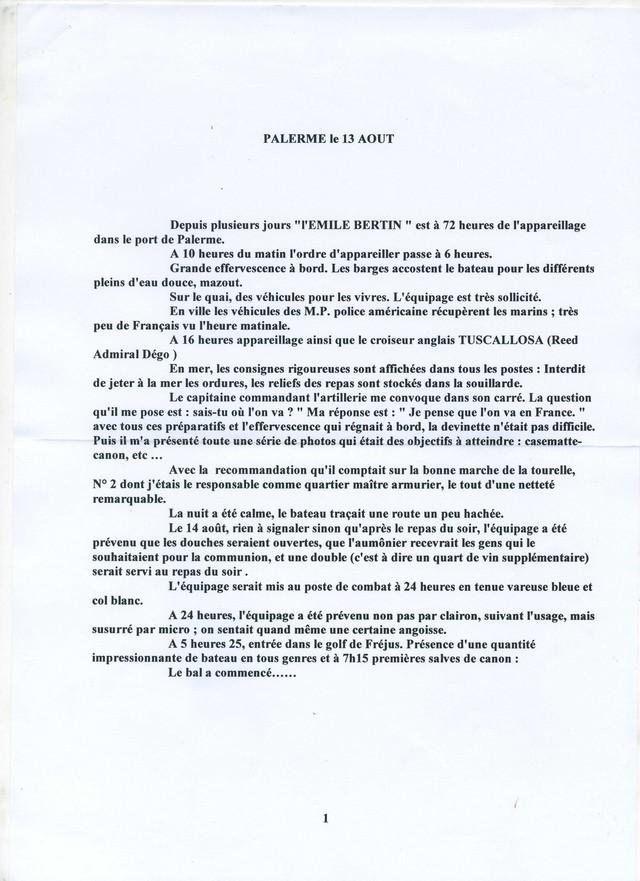 EMILE  BERTIN (Croiseur) - Page 2 Bertin11