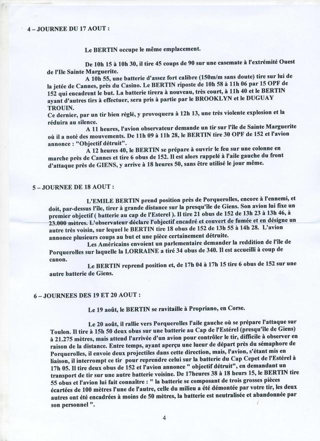 EMILE  BERTIN (Croiseur) - Page 2 Bertin14