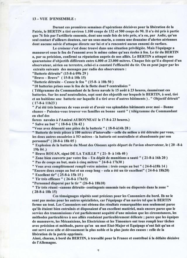 EMILE  BERTIN (Croiseur) - Page 2 Bertin20
