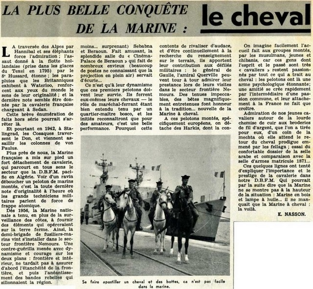 [Fusiliers] Marine à cheval - Page 2 Cheval14