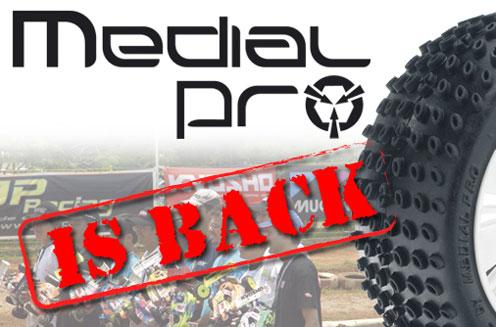 Médial pro revient!!! Medial10