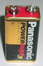 Conector tipo pila de petaca Conect10