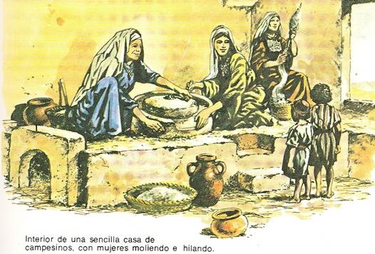 Situación social de la mujer judía en tiempos de Jesús Interi10