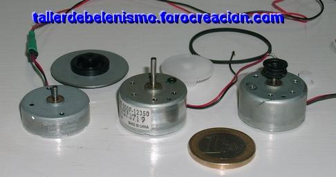 Motores de DVD Motore20