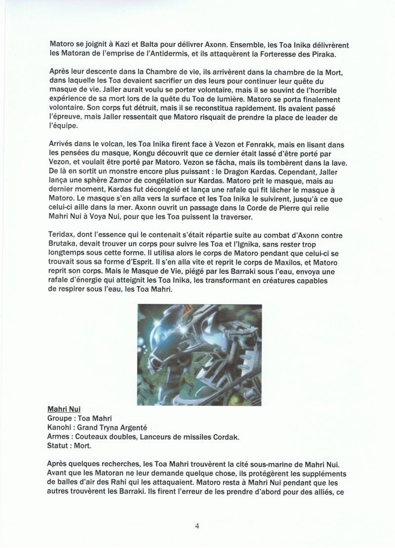 BIONICLE Legends : le magazine - Page 4 Ccf02020