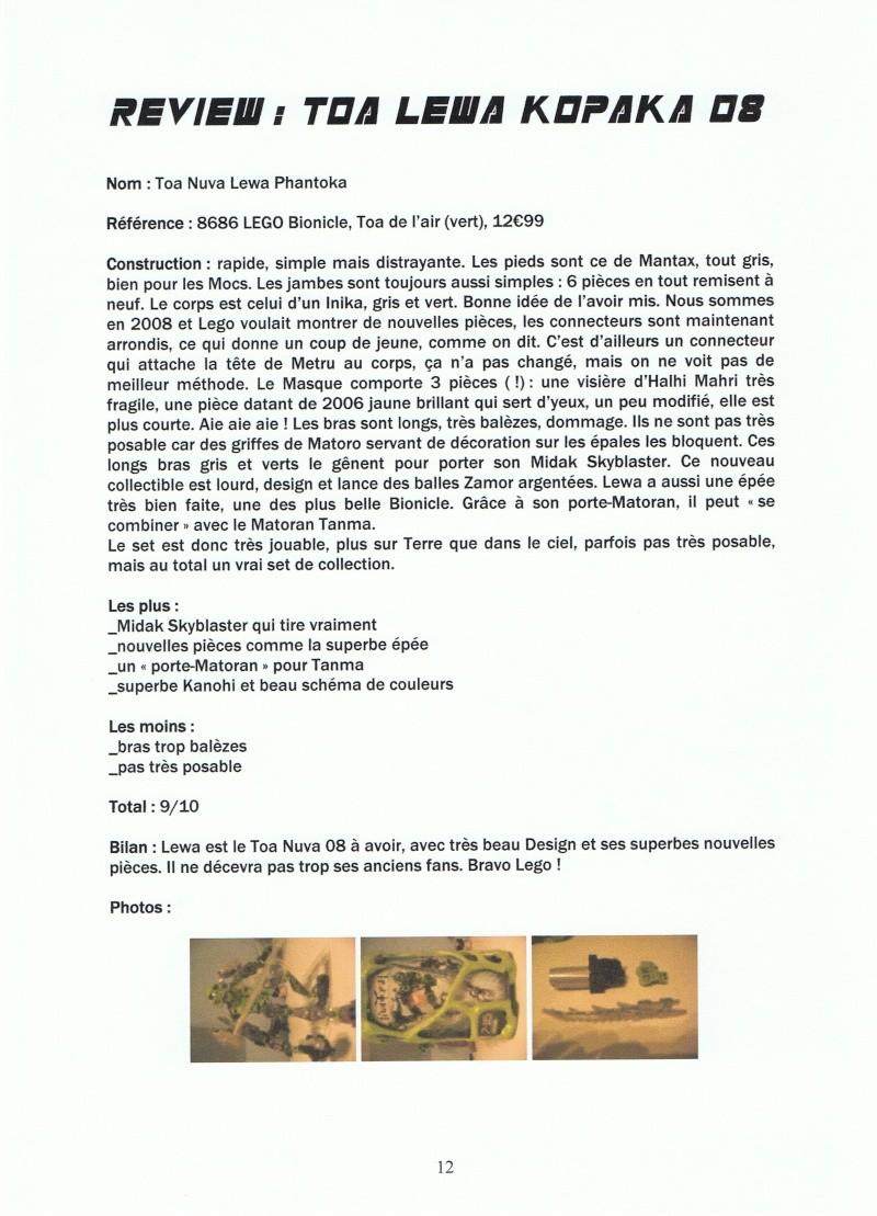 BIONICLE Legends : le magazine - Page 4 Ccf02028