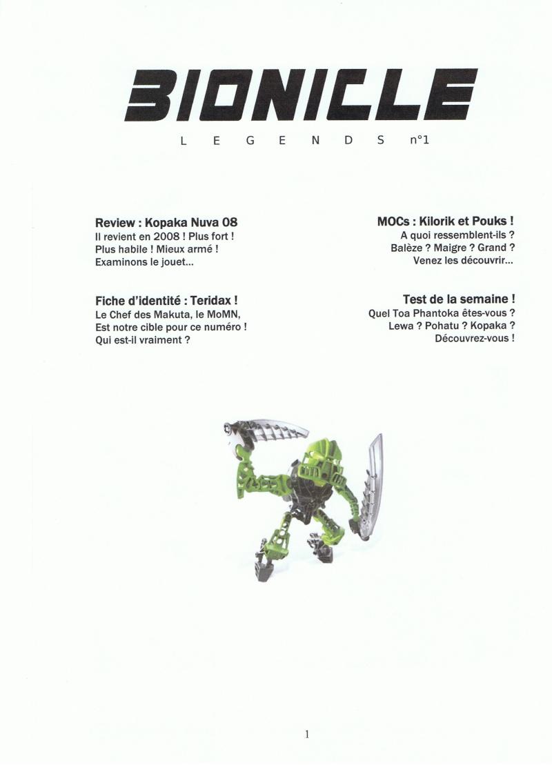 BIONICLE Legends : le magazine - Page 2 Ccf19011