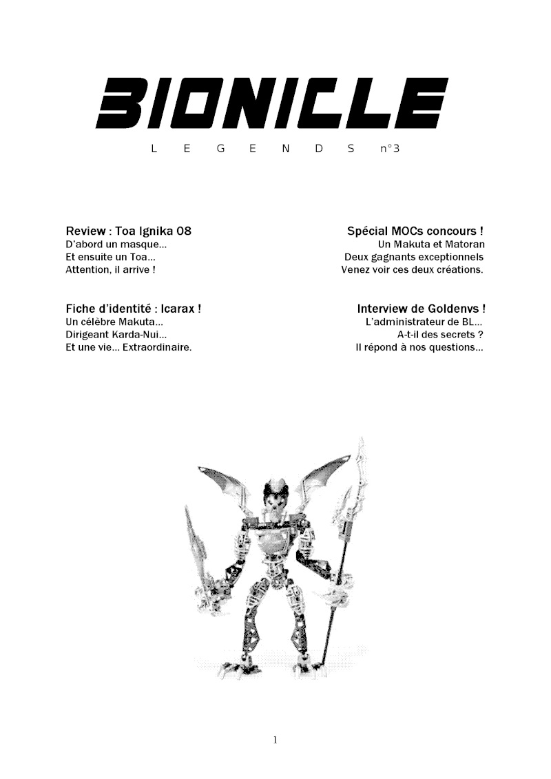 BIONICLE Legends : le magazine - Page 6 Le_mag13