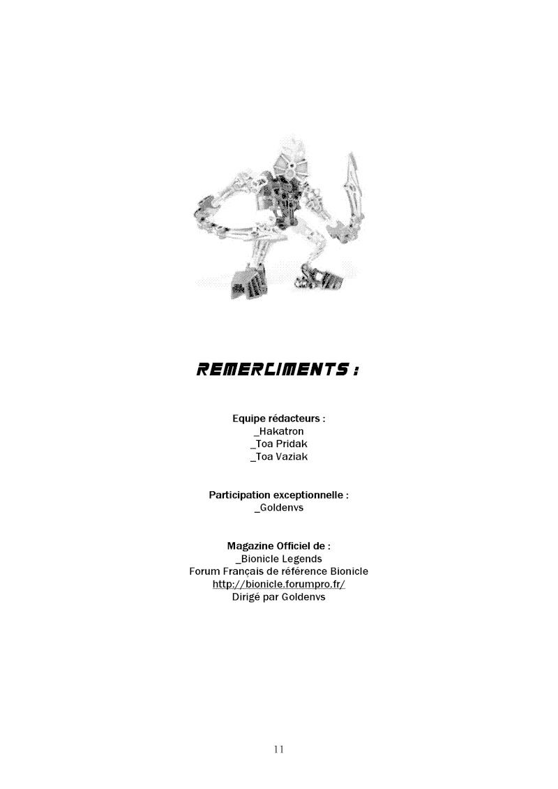 BIONICLE Legends : le magazine - Page 7 Le_mag26