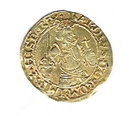 Real d'or de Charles V des Netherlands (1546-1556) Piace110