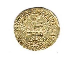 Real d'or de Charles V des Netherlands (1546-1556) Piace210
