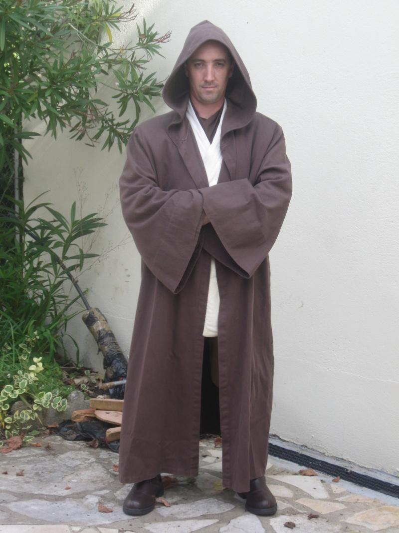 costume de jedichrist en maître jedi Photos11