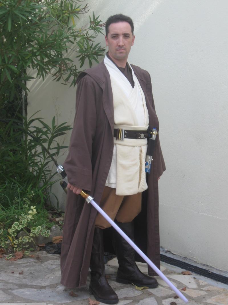 costume de jedichrist en maître jedi Photos12