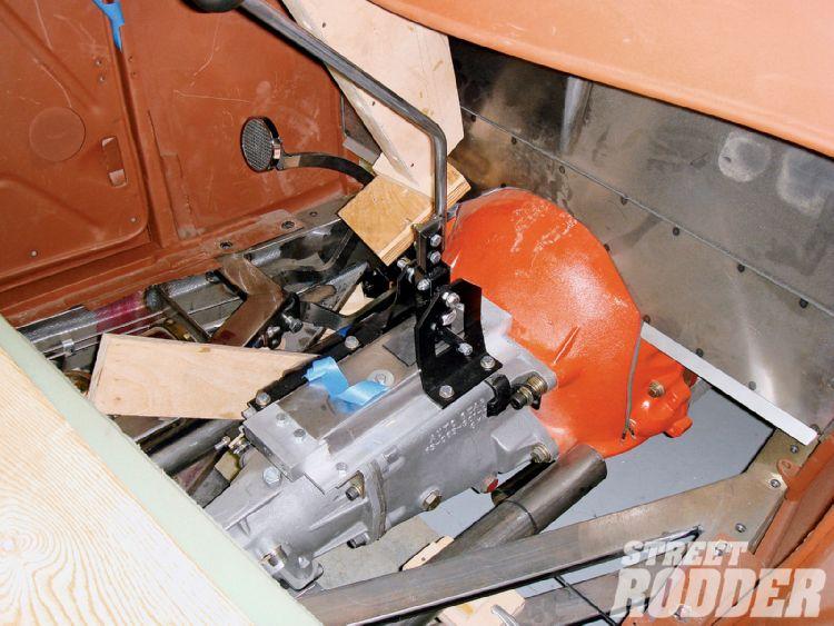 shifter ford 32 Shifte11